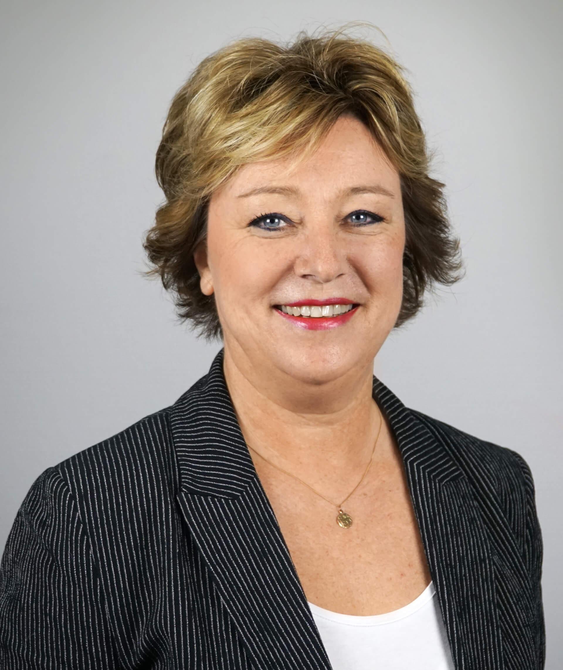 Alexandra Stich von der Knieps & Komm GmbH