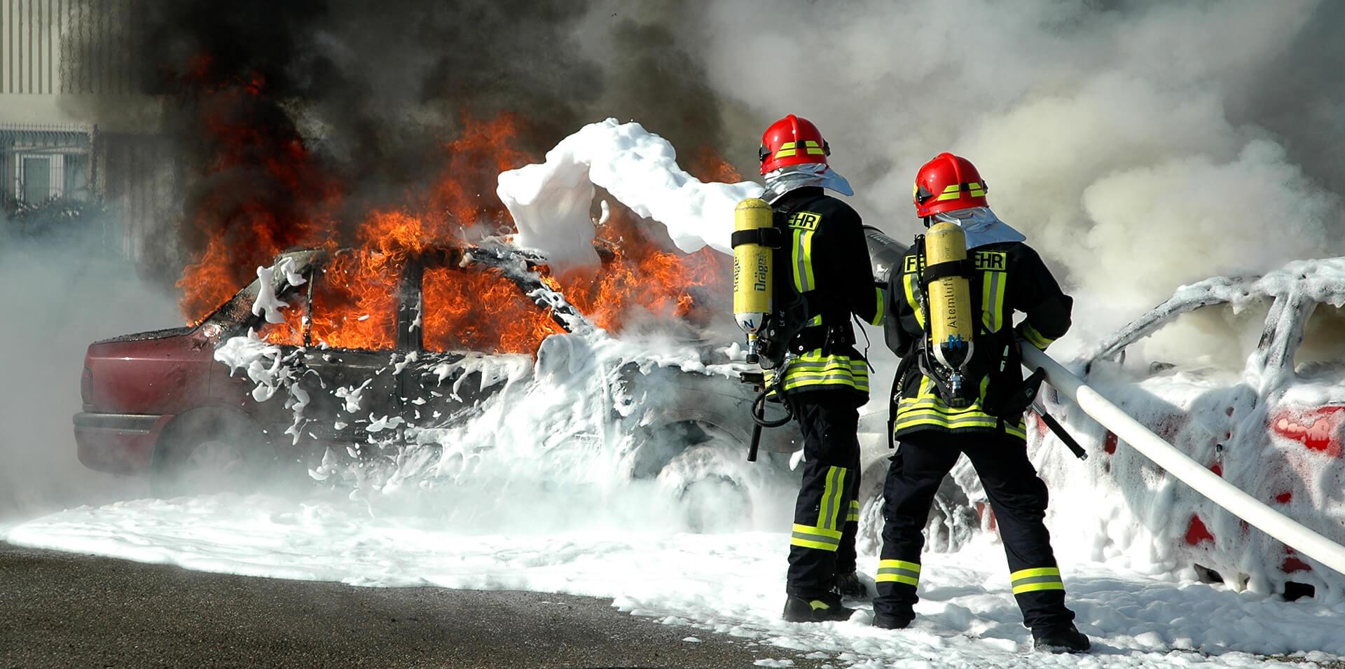 Brandschutz aus Essen