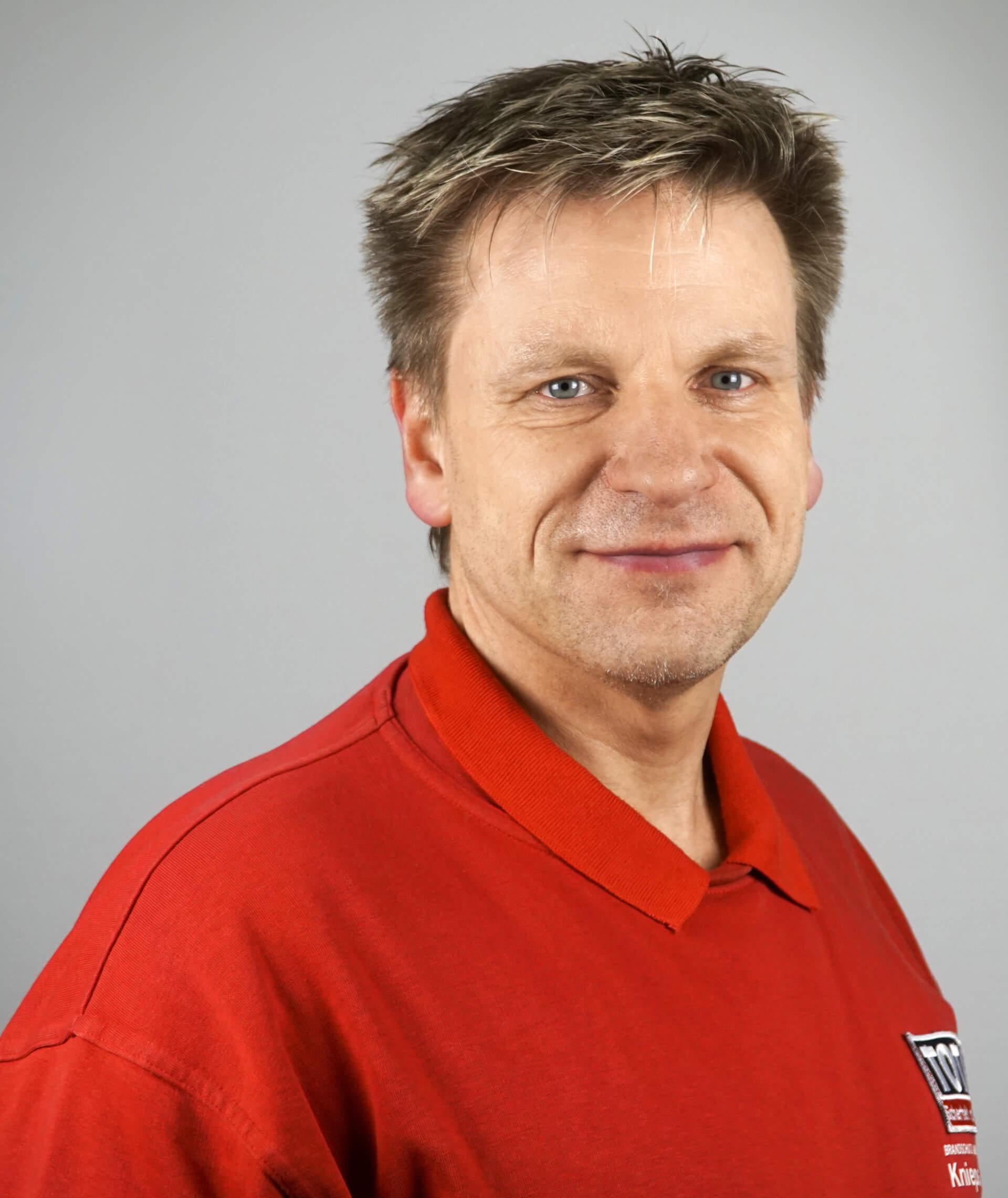 Jörg Paschmann von der Knieps & Komm GmbH