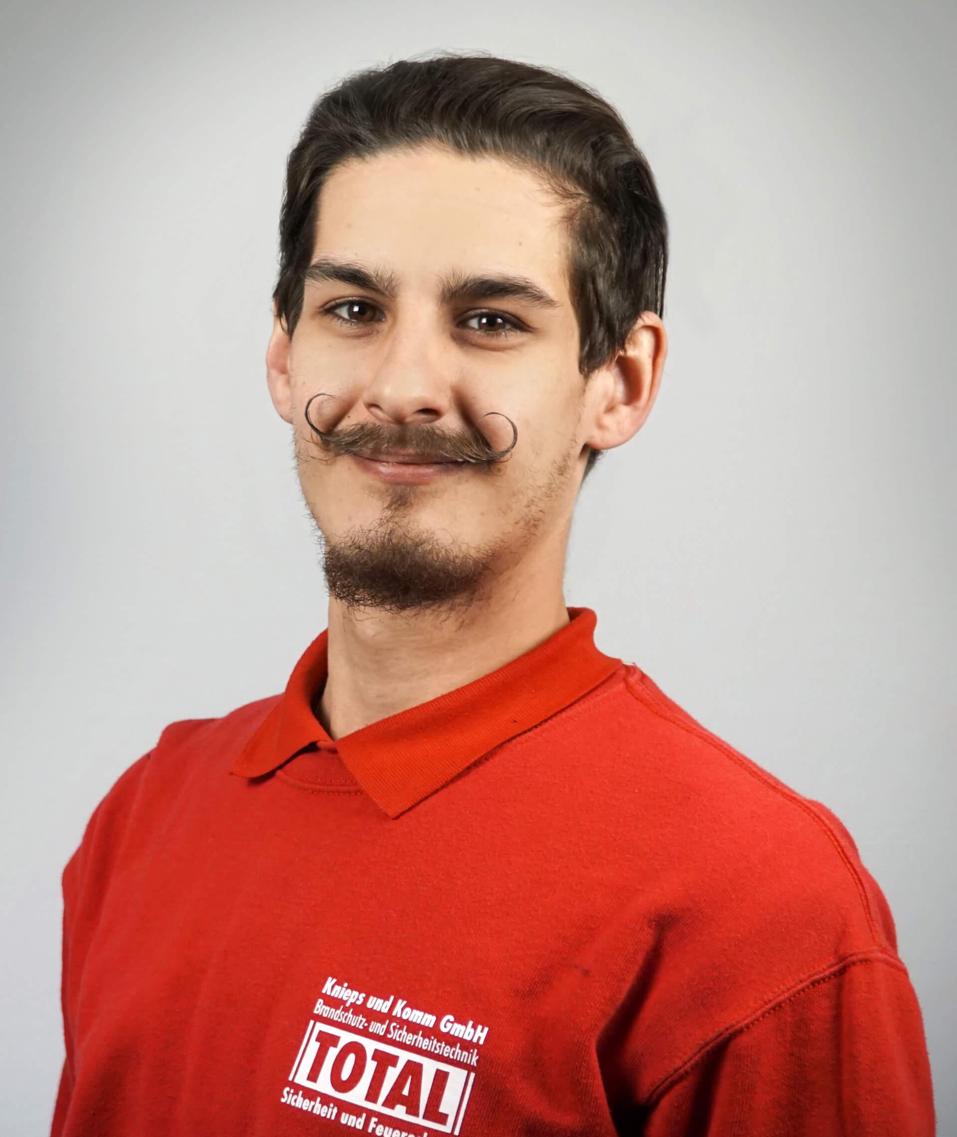 John Bremhorst von der Knieps & Komm GmbH