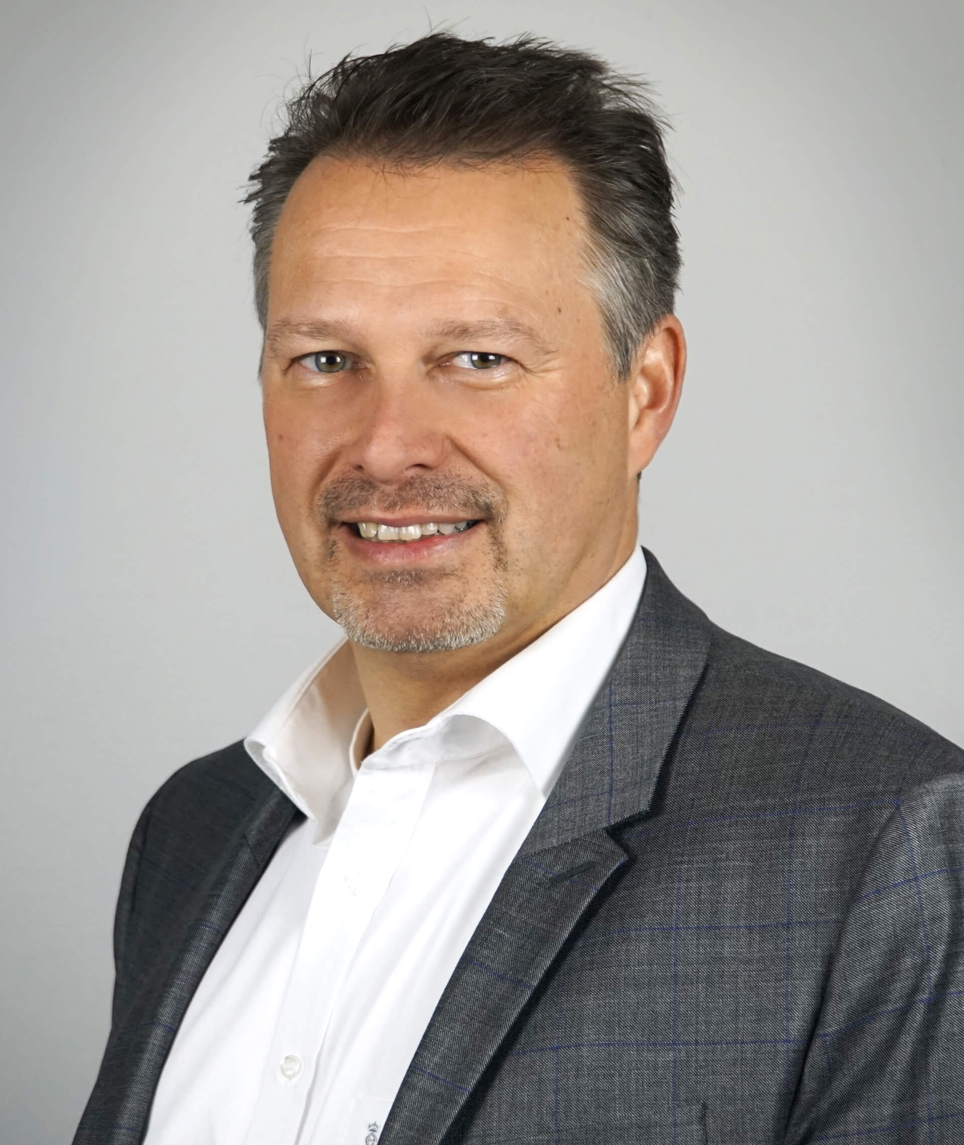 Olav Stich von der Knieps & Komm GmbH