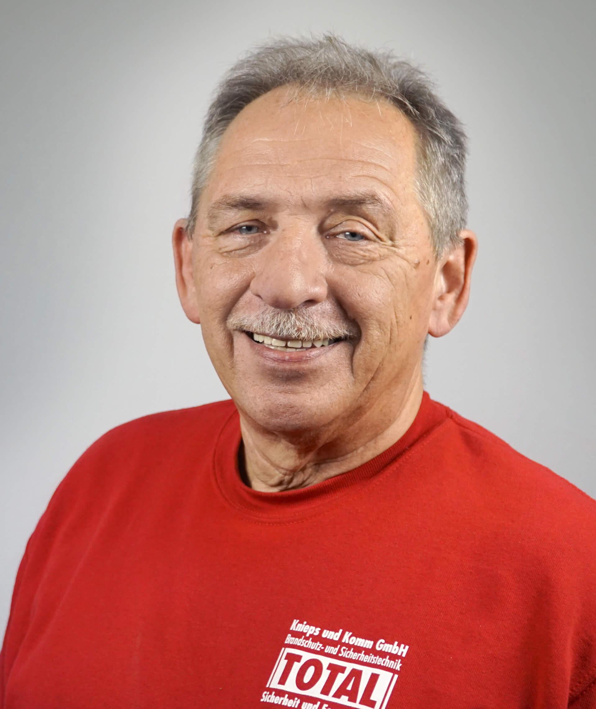 Oskar Komm von der Knieps & Komm GmbH