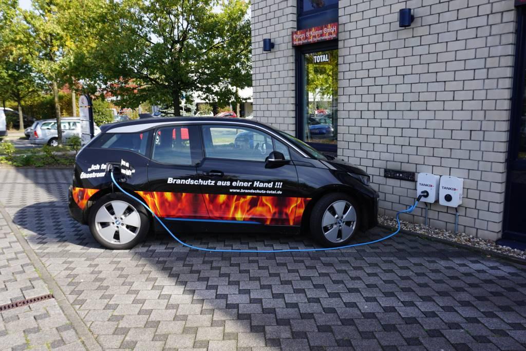 Umweltschutz und Nachhaltigkeit im Brandschutz